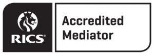 RICS Accredited Mediator logo (A scelta) (A scelta)